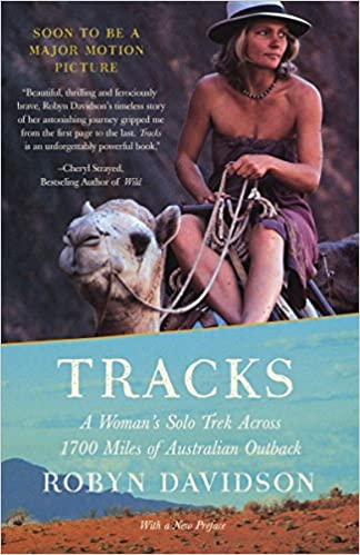Cover of Tracks by Robyn Davidson