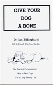 Give your dog a bone book cover